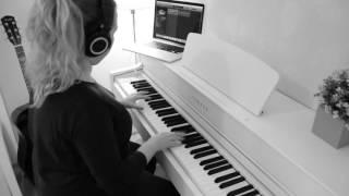 Älä droppaa mun tunnelmaa (Vesala) - Piano Cover