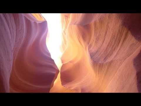 ANTELOPE CANYON FILM - HD 4000 GLIDECAM TEST