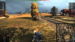 World of Tanks - Pz 1c - Survival Skills