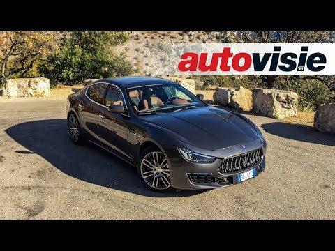 Eerste testnotities: Maserati Ghibli (2017)