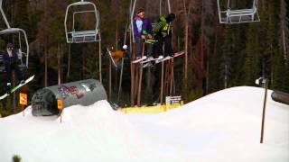 TransWorld Park Sessions Keystone - TransWorld SNOWboarding
