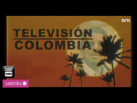 Svart Humor: Television Colombia