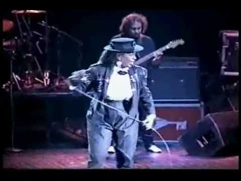 BETTY WRIGHT - CLEAN UP WOMAN - LIVE- 1992