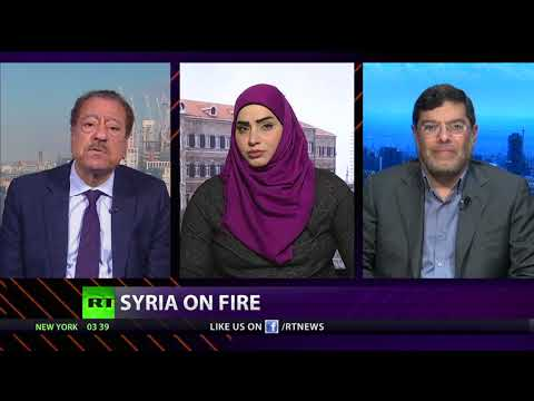 CrossTalk: Syria on Fire