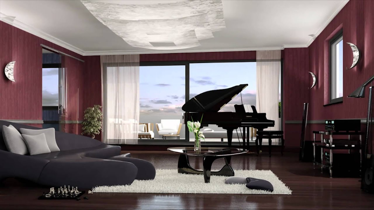 bo park lane penthouse wohnungen hd 1080p youtube. Black Bedroom Furniture Sets. Home Design Ideas