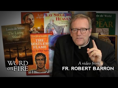 Which saint biographies do you recommend? (#AskBishopBarron)