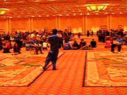 2009 ICMAC Orlando John Wong Bagua Gold