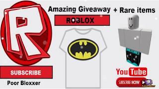 Roblox FREE Giveaway auf Abonnieren (Mafia Dad Gaming)