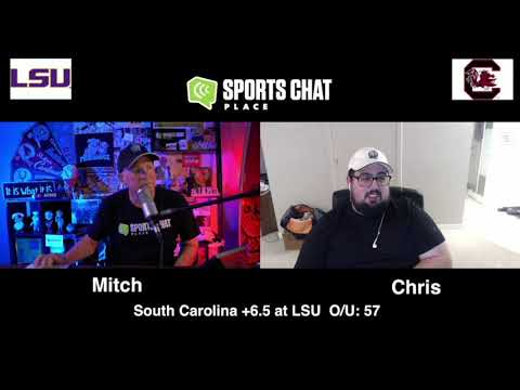 South Carolina at LSU College Football Picks & Prediction Saturday 10/24/20 Sports Chat Place