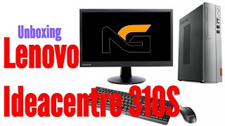 Lenovo Ideacentre 310S-08IGM Unboxing and Quick Review In Assamese | 2019