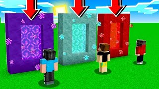 3 NEW Minecraft Portals That Should Be In Minecraft 1.16!