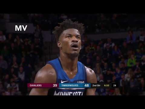 Cleveland Cavaliers vs Minnesota Timberwolves | October 19, 2018