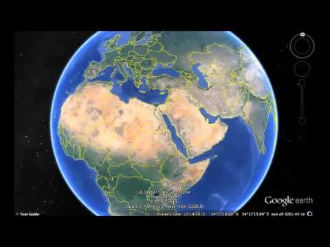 Qatar Google Earth View