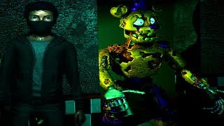 HIDE AND DO NOT LET THIS ANIMATRONIC SEE YOU...| FNAF Final Hours 3