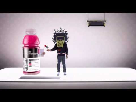 """vitamin-water-2010-commercial-""""crazy-things-to-stay-healthy"""""""