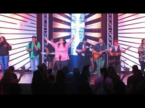 "NHLV Mid-Week Service Worship Team ""Holy Spirit"" (Cover) 8-8-18"