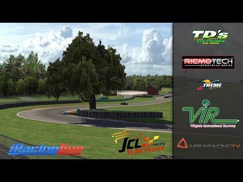 Ricmotech WC Season 1 - Round 1 - VIR