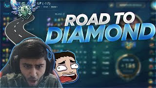 Yassuo | ROAD TO DIAMOND