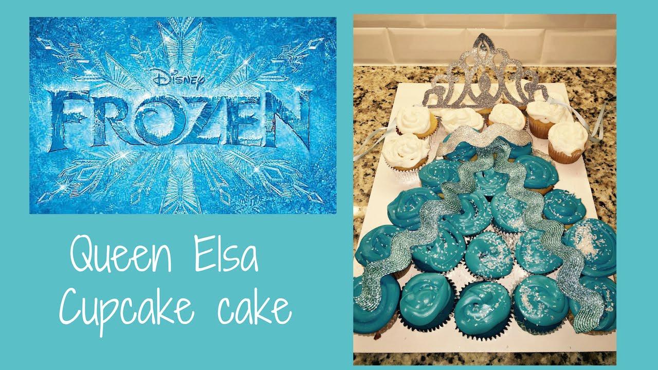 How To Make Princess Elsa Birthday Cake