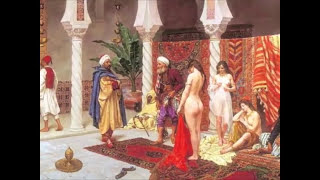 Harems and the Muslim Slave Trade - Art