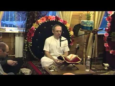 Шримад Бхагаватам 1.14.5 - Аударья Дхама прабху