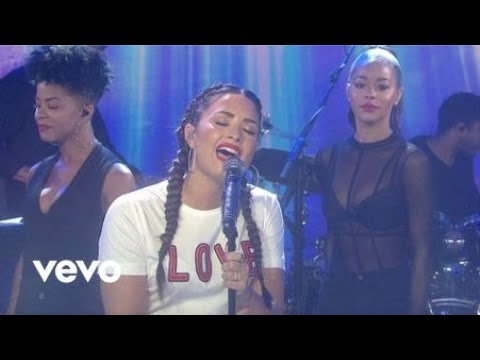 Demi Lovato  Tell Me You Love Me  On The Today Show
