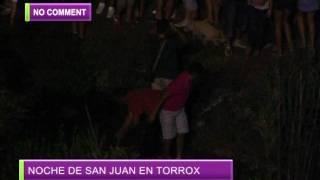 Visuales Axarquía-Programa No Comment-Noche de San Juan 2011 en Torrox