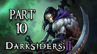 Darksiders 2 Walkthrough - Part 10 Boss Karkinos Let
