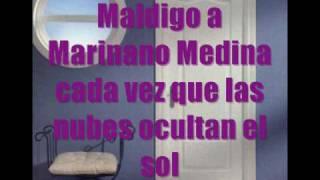 Espiando a mi vecina con letra (by Un Pingüino en Mi Ascensor)