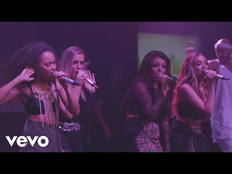 Little Mix - Wings (Live at Kiss Secret Sessions)