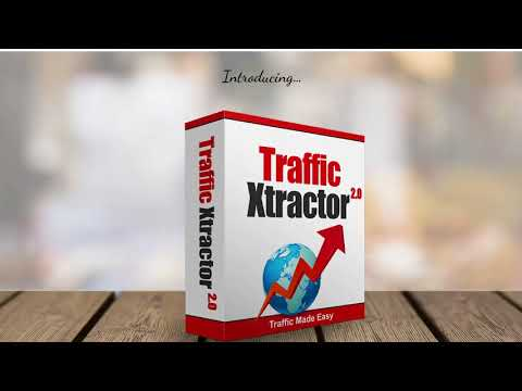 """""""Traffic Xtractor 2.0"""" + $109 Prize Contest"""