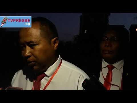 Rado RAMPARAOELINA: Mbola nilatsaka ho fidiana ben'ny tanànan'Ampitatafika, hanova fomba fiasa.