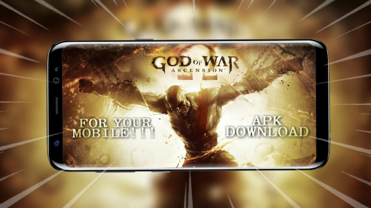 download god of war ascension for android