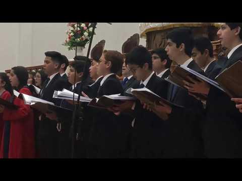 """Sabes Hermano"" Coro Juvenil Intermedio IEP Antofagasta Centro."