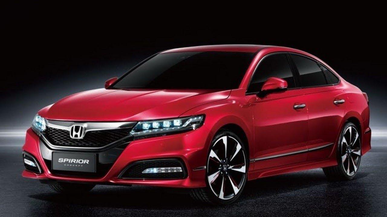 2020 Honda Accord Spirior Spesification