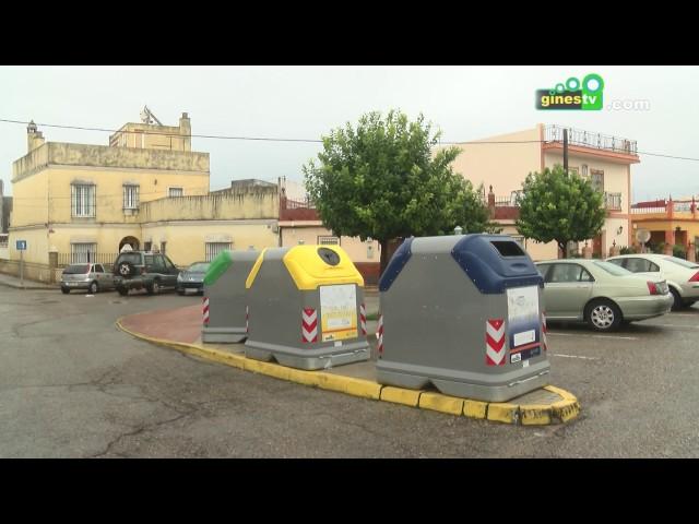 Instalados en diversas zonas del municipio 12 nuevos puntos de reciclaje