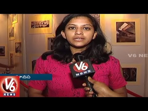 OU Hosts Photo Exhibition On Hyderabad History | World Photography Day | V6 News