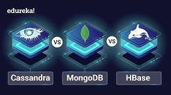 Cassandra vs MongoDB vs HBase | Difference Between Popular NoSQL Databases | Edureka