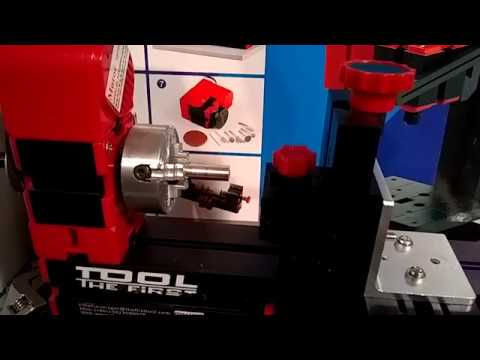 6 in1 Mini Lathe Machine Mods
