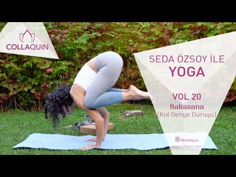 Seda Özsoy İle Yoga | Vol 20 | Bakasana (Kol Denge Duruşu)