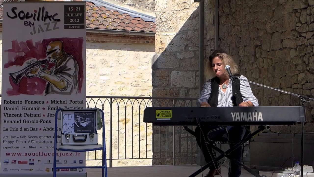 Ulrike Hausmann - Souillac en Jazz 2013