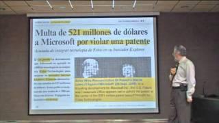 """Seminario """"Patentes: Lo que todo ingeniero y científico debe saber"""""""