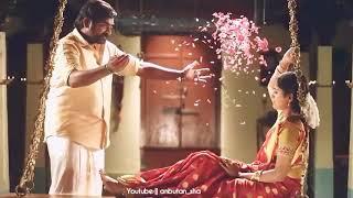Karuva Karuva Payale || Karuppan || whatsapp Status || couple romance video || vijay sethupathy
