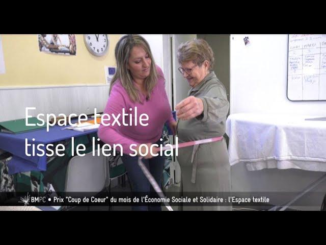L'Espace Textile met l'ESS à l'honneur