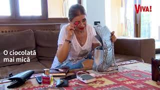 Ce ascunde Anamaria Prodan in geanta