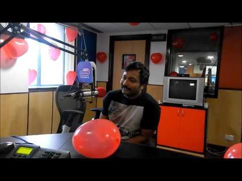 Actor Bobby Simha as Radio City Love Guru | RadioCity 91.1 FM