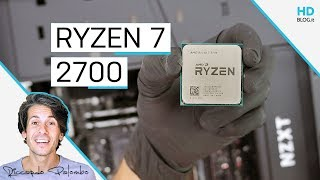 5 Ghz Amd Ryzen 2700X Cpu Overclocking - Nonsolorobot