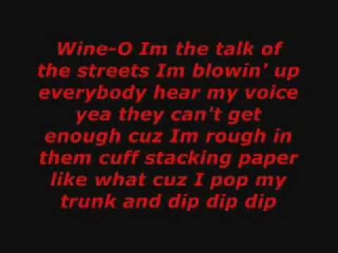 Pop My Trunk With Lyrics