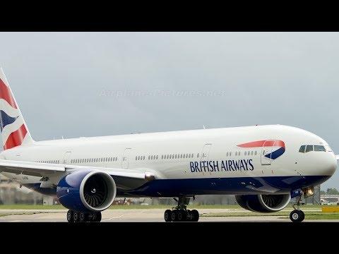 British Airways B777-300 Economy Class - Trip Report - (LHR-SIN-SYD)