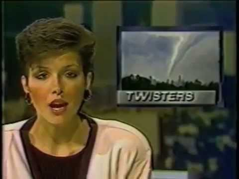 1988 Denver Colorado Tornado Footage Via Channel 4 News.